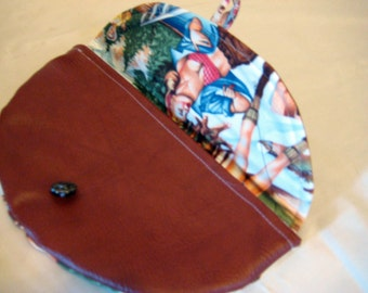 Winter Pinup Clutch