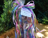 Wishing Tree Sacred Intent Candle with Magickal Wishing Powders