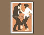 Pulp Fiction 12x18 inches movie poster