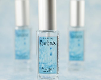 Raindancer Perfume | Aquatic Fragrance with Notes of Watery Lily, Gardenia, Meringue, Musk Vanilla, and Summer Rain