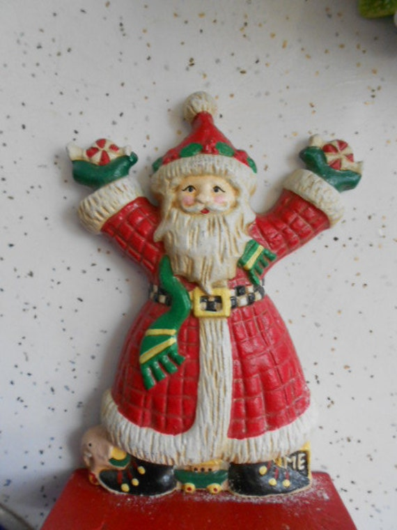 Mary Engelbreit Stocking Holder 3