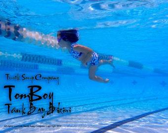 "Beach Bums ""Tomboy"" Bikini - swim bathing suit bikini"