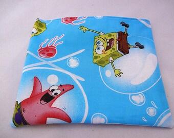 SpongeBob Reusable Snack Bag