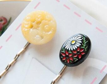 Carmen - bobby pins
