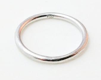 Organic Ring Platinum 900