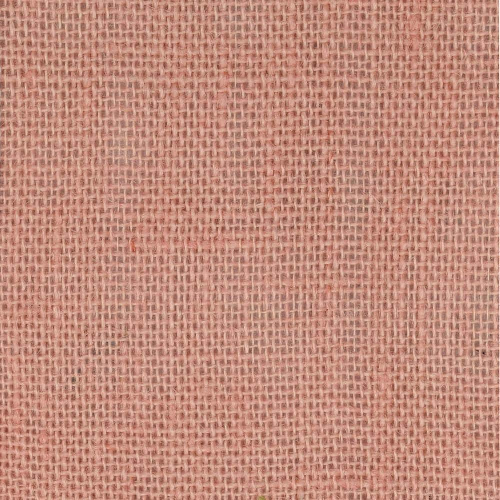 Peach burlap fabric by the yard 58 60 inches by houseofburlap for Colored burlap fabric