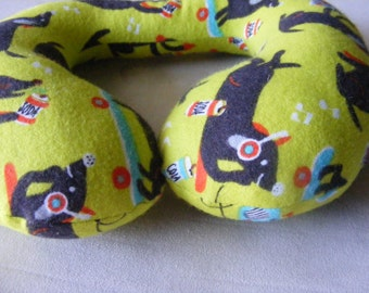 Toddler Travel Pillow, Weiner Dogs