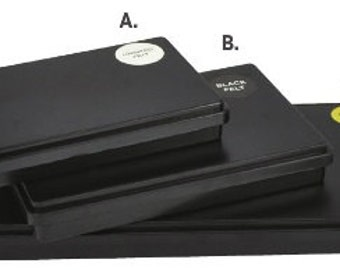 Stamp Pads for Traditonal Rubber and Wood Stamps - Various Sizes Available