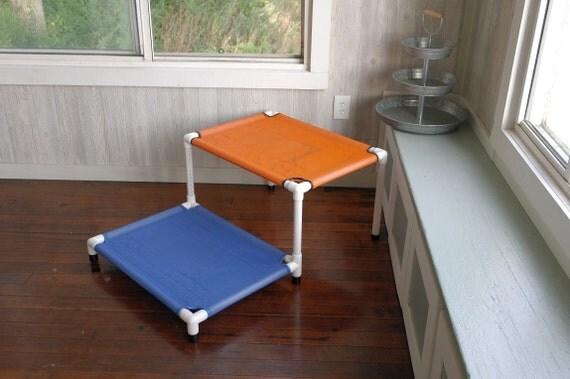 like this item  cat hammock raised bunk bed cat bed medium bed small pet  rh   etsy