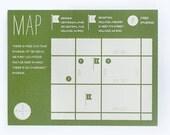 Map Design fee