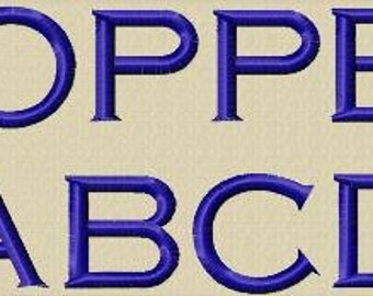Copper Font Includes 4 Sizes