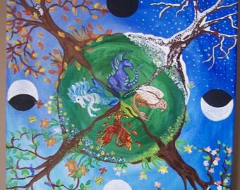 Wheel of Seasons: Mythic