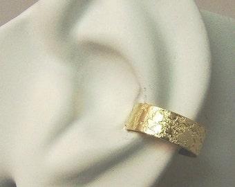 Ear Cuff Gold Non-pierced Cartilage Wrap Earring Fake Conch No Piercing Cuff Earring Simple Earcuff Cuff Earring Faux Pierced Sparkle E4GFAL