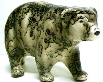Horsehair Native Bear