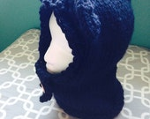 Reserved for GHickman Child's Bear Cowl