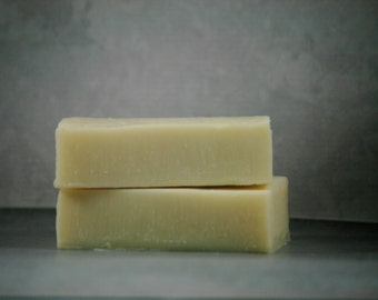 Lavender Mint Splash Soap -  Natural Soap Bar - Essential Oil Soap