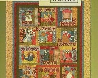Be Attitudes by Nancy Halvorson Quilt Kit