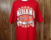 1989 Indiana Hoosiers big 10 championship shirt