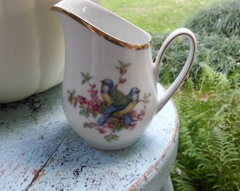Vintage Pitcher Schmid Germany cream pitcher