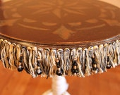 Handpainted Furniture Accent Table