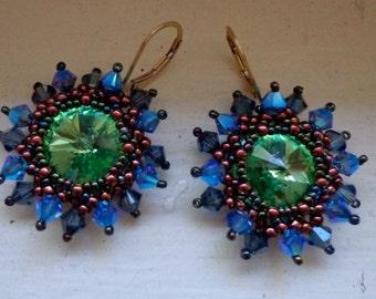 Beading Kit - Sparkling Stars Earrings