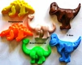 Soap - Dinosaur - T-Rex - Brachiosaurus - Stegosaurus - Birthdays - Free U.S. Shipping - Soap for Kids - Sugar Cookie Scented
