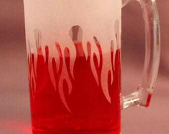 Flame On 26 oz mugs
