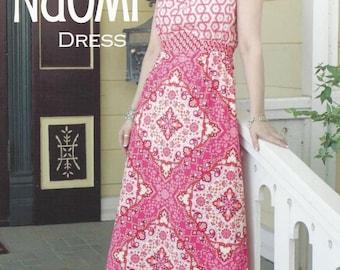 Sale!  The Naomi Dress pattern (SDG-132) - Serendipity Studio