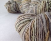 ON SALE - Grumpy Birds - millspun yarn, worsted weight