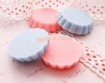 Cupcake Tart / Muffin Tart / Miniature Sweets Deco - 4pcs