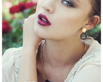 Bridal Bracelet, Pearl and Gold Cuff, Upper Arm Cuff, Wedding Bracelet, Gold Cuff, Geometric Bracelet,Gold Arm Cuff