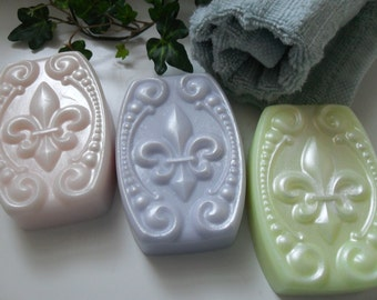 Provence  Handcrafted  Goat MIlk Soap