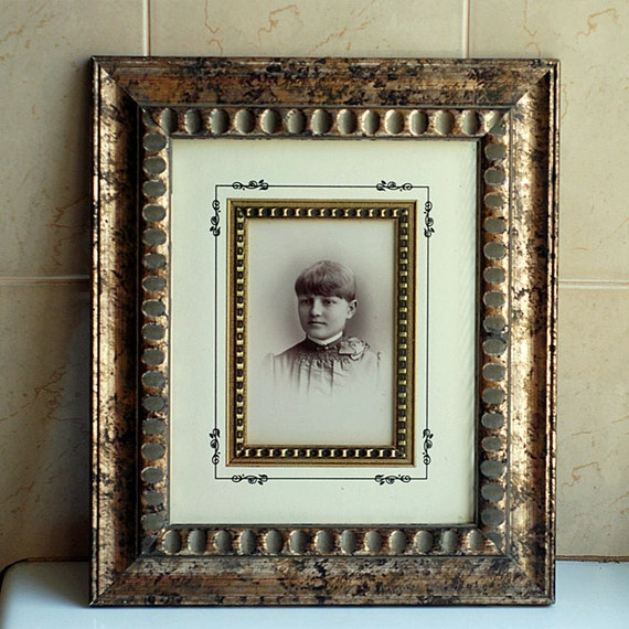 Cool looking frame c 1990 home decor dec 54 by coolvintage Home decor 1990s