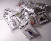Wholesale Special for resale - urban fossil concrete jewelry 12 random necklaces packaged