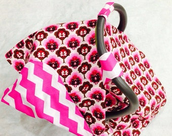 Baby Car Seat Cover Canopy-Ready to ship-baby car seat cover tent, LAST ONE