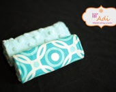 Car Seat Strap Covers by Lil'Adi- Reversible - READY to SHIP- as seen on CTV Morning Live