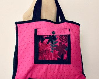 Large Canvas Tote Bag