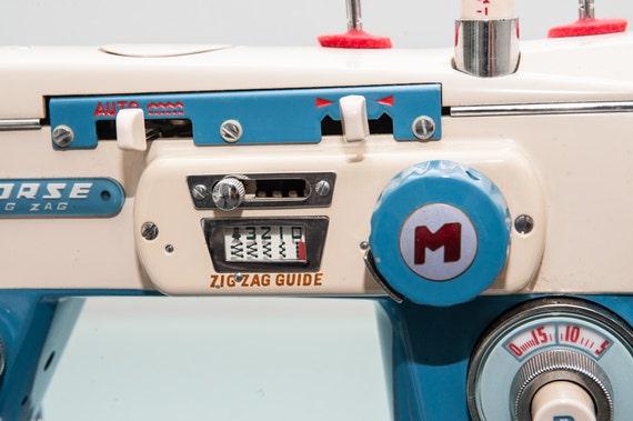 morse sewing machine models