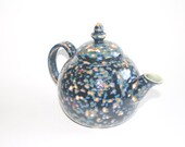 Multicolored Teapot