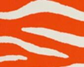 Free Spirit Jennifer Paganelli - Super Fly - Laura Lee -  PWJP057 - Orange 1 Yard Cut
