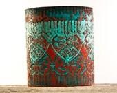 Southwest Jewelry Turquoise Cuffs Upcycled Bracelets Reclaimed Southwestern