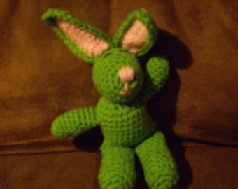 Easter Bunny=green