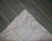 Upholstery fabric remnants