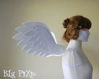 Large Angel Halloween Costume Wings, Pegasus Cosplay, Kids and Adult Costume Wings for Cons and Festivals