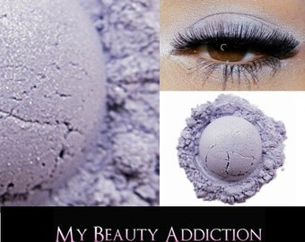 Clearance-Mineral Eyeshadow-Lilac Sparkle