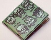 My Favorite Zombie Billfold Wallet