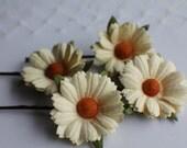 Daisy Head pins