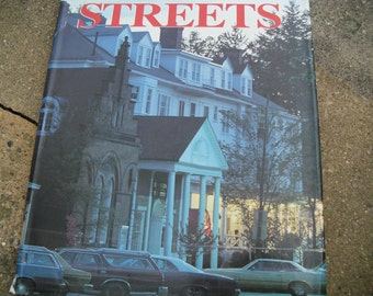 Vintage Book Main Streets