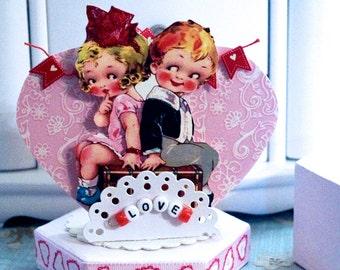 Valentine's Day Gift Box Candy Box