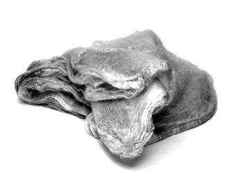 Mawatas Silk Hankies Dove Grey - 14 grams